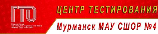 Центр тестирования ГТО